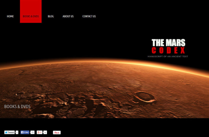 Mars Codex
