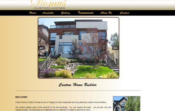 Urban Domus Homes
