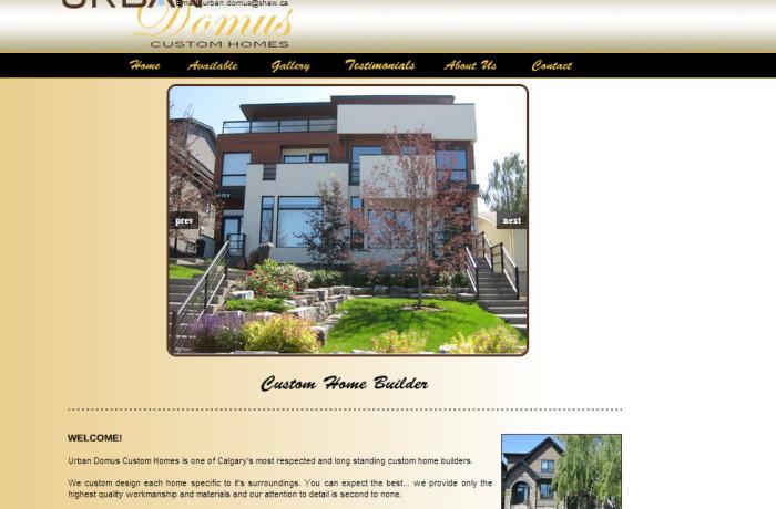 Urban Domus Homes