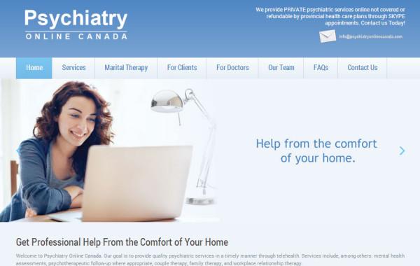 Psychiatry Online Canada