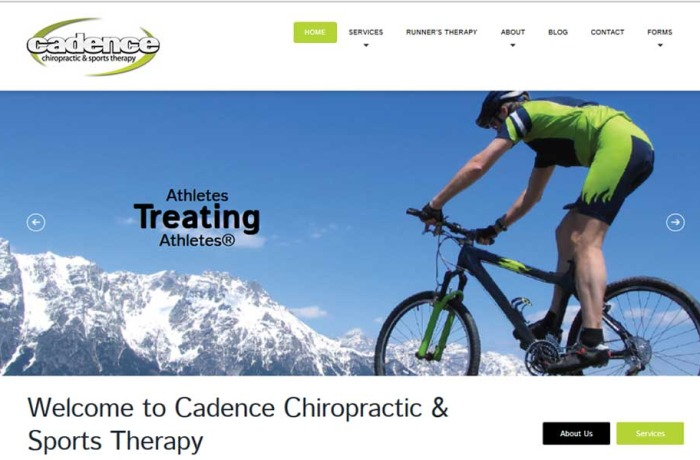 Cadence Chiropractic & Sports Therapy